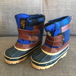 Western Chief Baby/Toddler Snow /Cold Boys boots